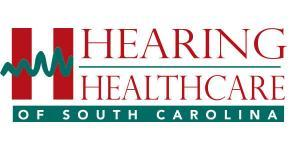 Hearing Healthcare logo artwork after converting from jpg to vector