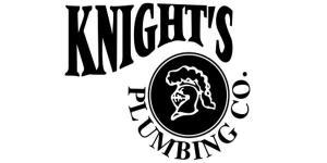 Knights Logo after converted into vector line artwork