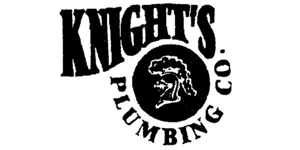 Before-Knights Plumbing Logo