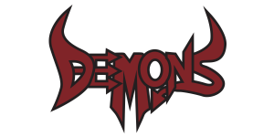 Demons Logo After clean up