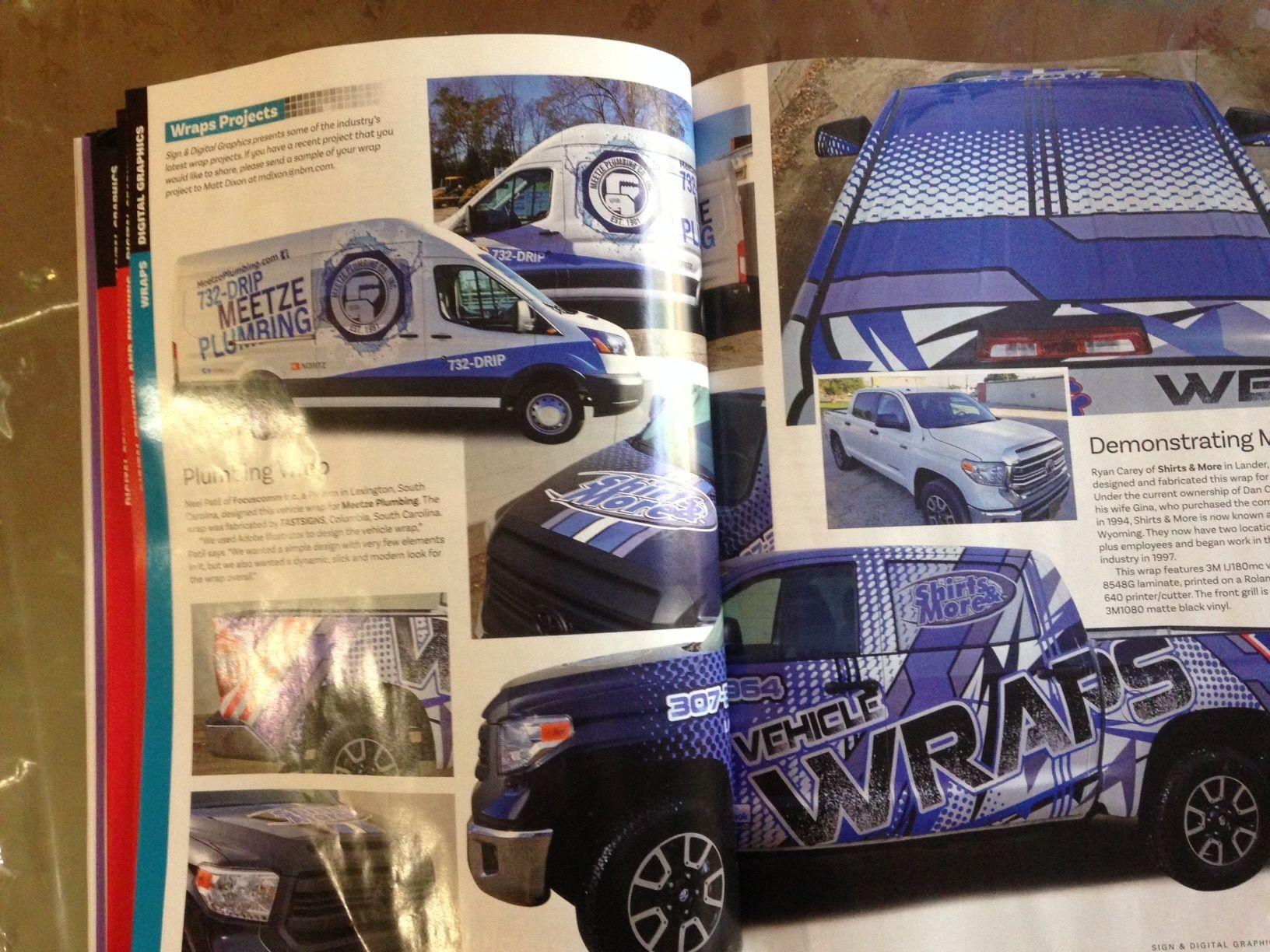 Vector car wrap design